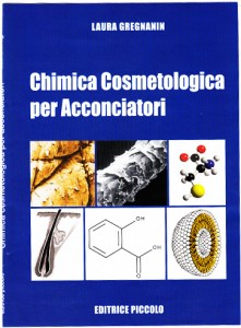 copertina libro chimica acconciatori